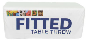 Fitted-Table-Throw