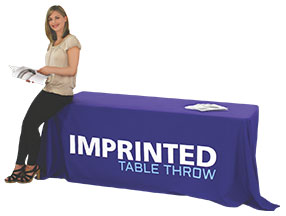 Imprinted-Table-Throw